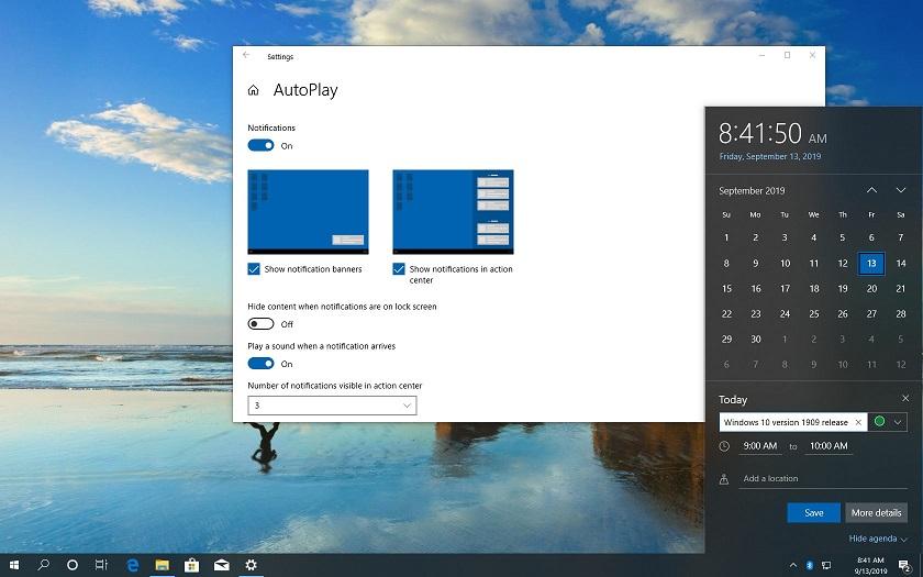 Windows 10 1909 Güncellemesi Çıkış Tarihi Bilgileri