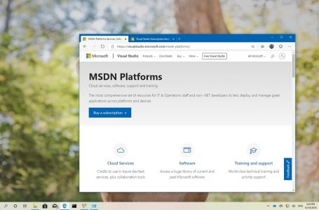 Windows 10 1909 ISO MSDN'de İndirilmeye Hazır