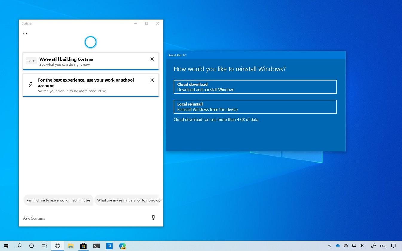 Windows 10 2004: En İyi 15 Yeni Özellik