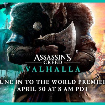 Assassin's Creed Valhalla duyuruldu!