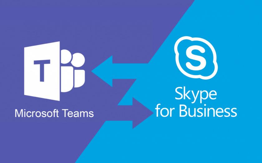 Microsoft Teams ve Skype for Business