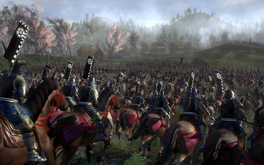 Total War: Shogun II
