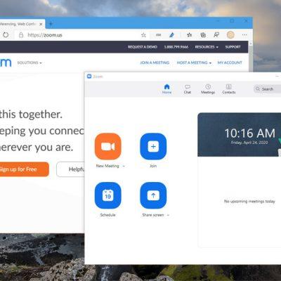 Ücretsiz Zoom hesap açma adımları