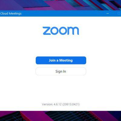 Zoom İndirme ve Yükleme