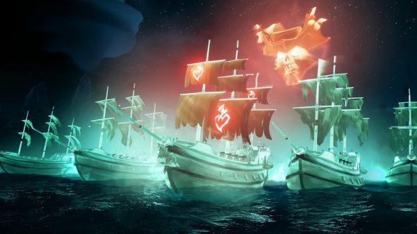 Sea of Thieves için yeni güncelleme geldi