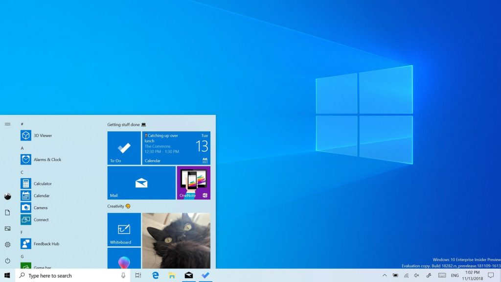 Windows 10 Sürüm 20H2 duyuruldu!