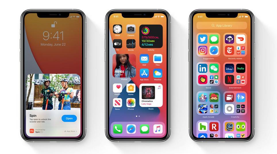 iOS 14 Alacak Modeller