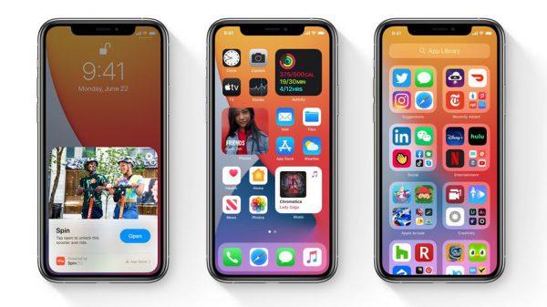 Apple iOS 14 Yenilikler neler?