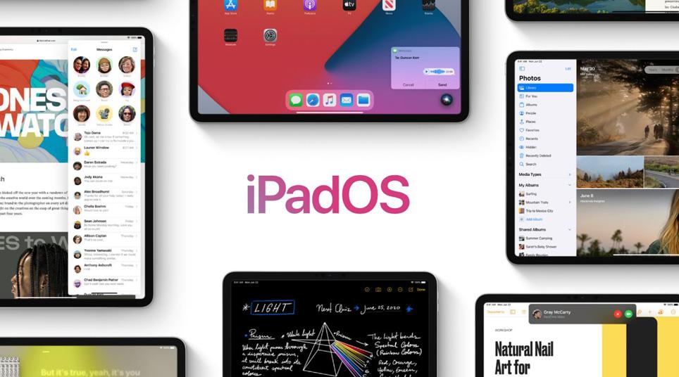 iPad OS 14 duyuruldu! Yeni neler var?