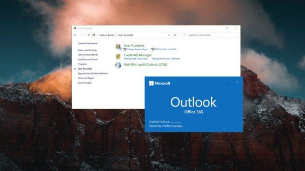 Outlook 0x80004005 Hatası