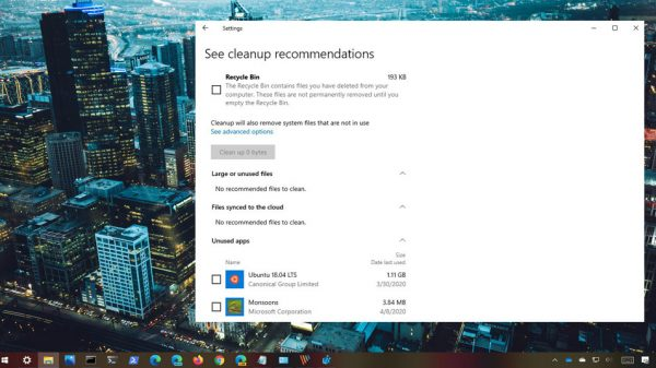 Windows 10 21H1 Güncellemesi Yenilikler ve Değişiklikler