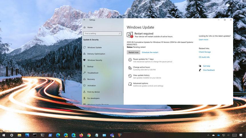 Windows 10 2004 Mayıs Güncellemesi için KB4557957 Yayınlandı