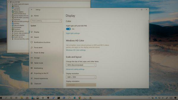 Windows 10'da Gece Işığı sorunu nasıl düzeltilir?