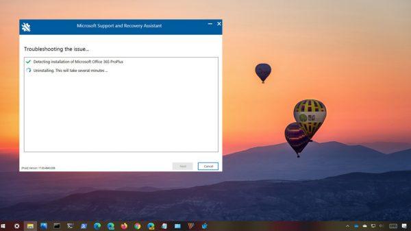 Windows 10'da Microsoft 365 Office Nasıl Kaldırılır?