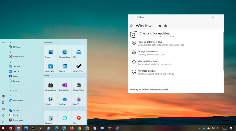Windows 10 20H2 İndir
