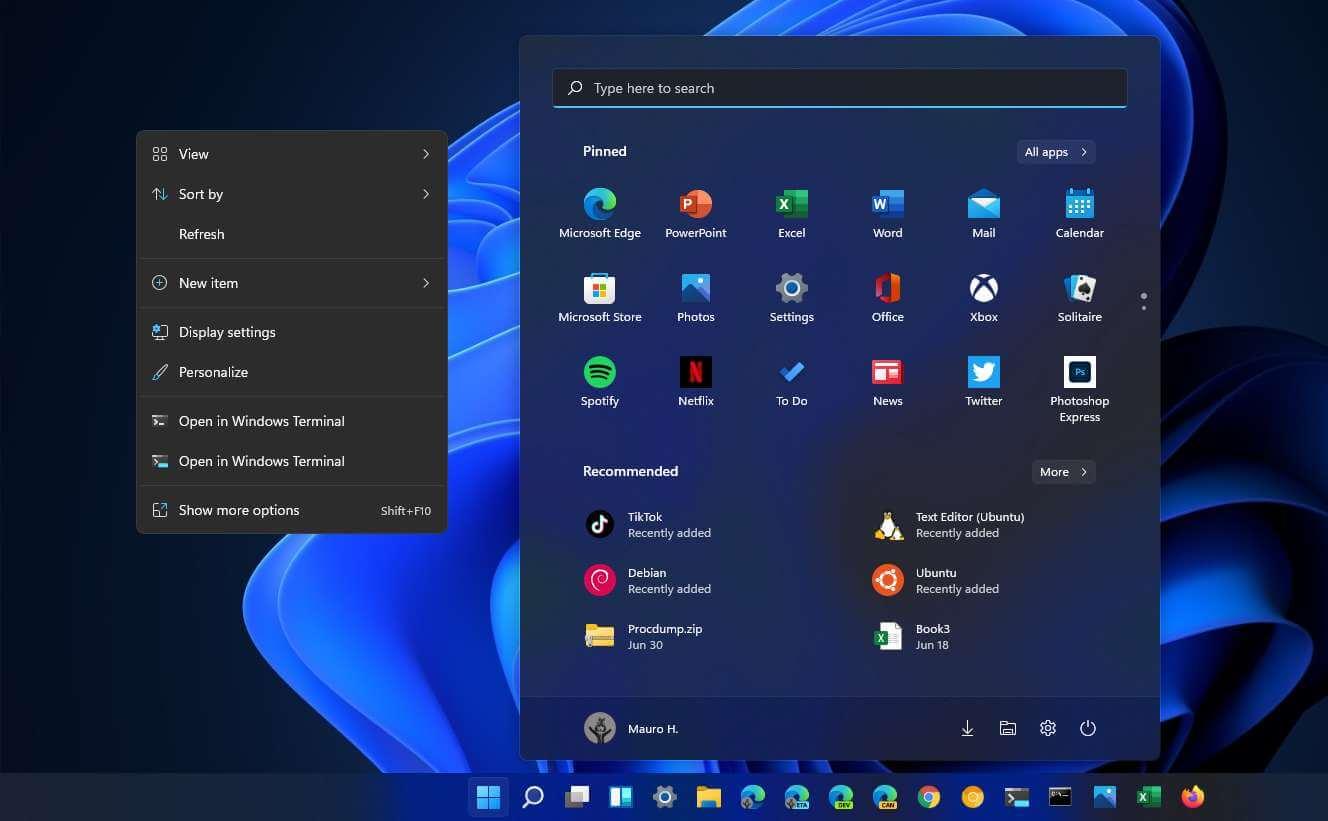 Windows 11 KB5004745 Güncellemesi